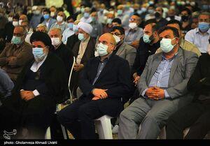 عکس/ حضور قالیباف در یادواره ۸۰۰ شهید بهشهر