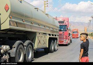 نخستین محموله سوخت عراق وارد لبنان شد