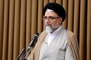 وزیر اطلاعات حجتالاسلام سید اسماعیل خطیب