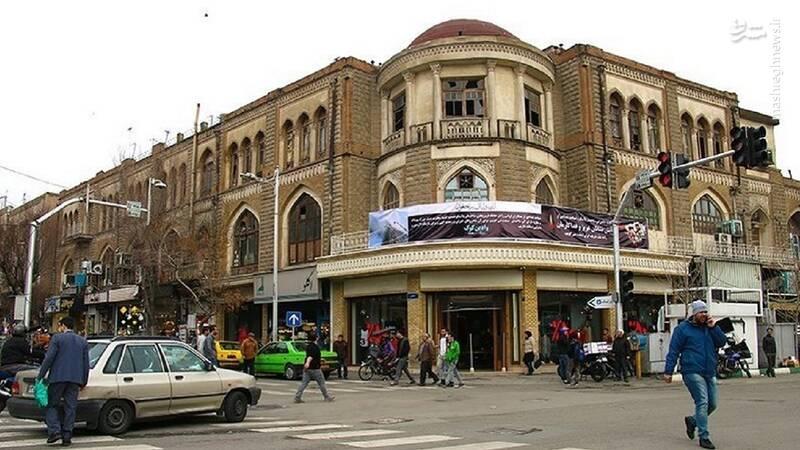 اولین بناهایی که در تهران ساخته شدهاند+ عکس