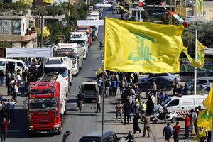 کاروان جدیدی از تانکرهای سوخت ایران وارد لبنان شد