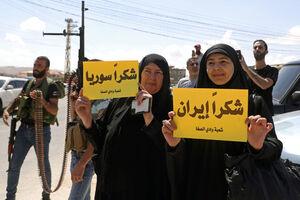 تصاویر جدید از ورود تانکرهای حامل سوخت به لبنان