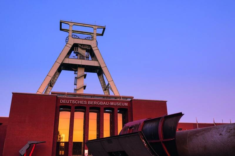 بزرگترین موزه معدن جهان کجاست +فیلم و عکس
