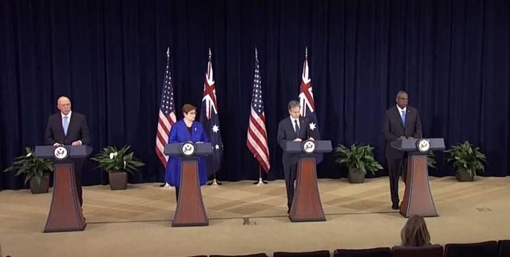 بلینکن: فرانسه شریک حیاتی آمریکا است