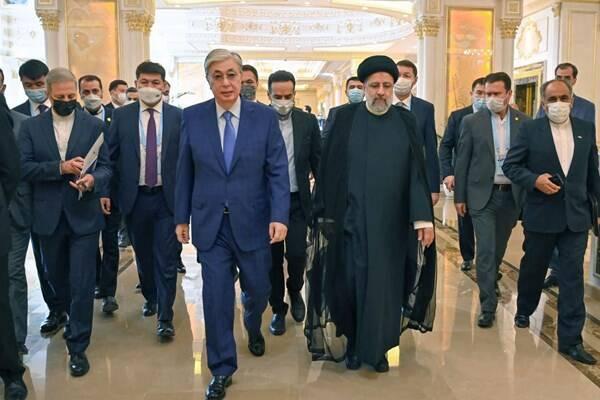 ایران همسایه خوب ما در منطقه خزر و شریک نزدیک در جهان اسلام است
