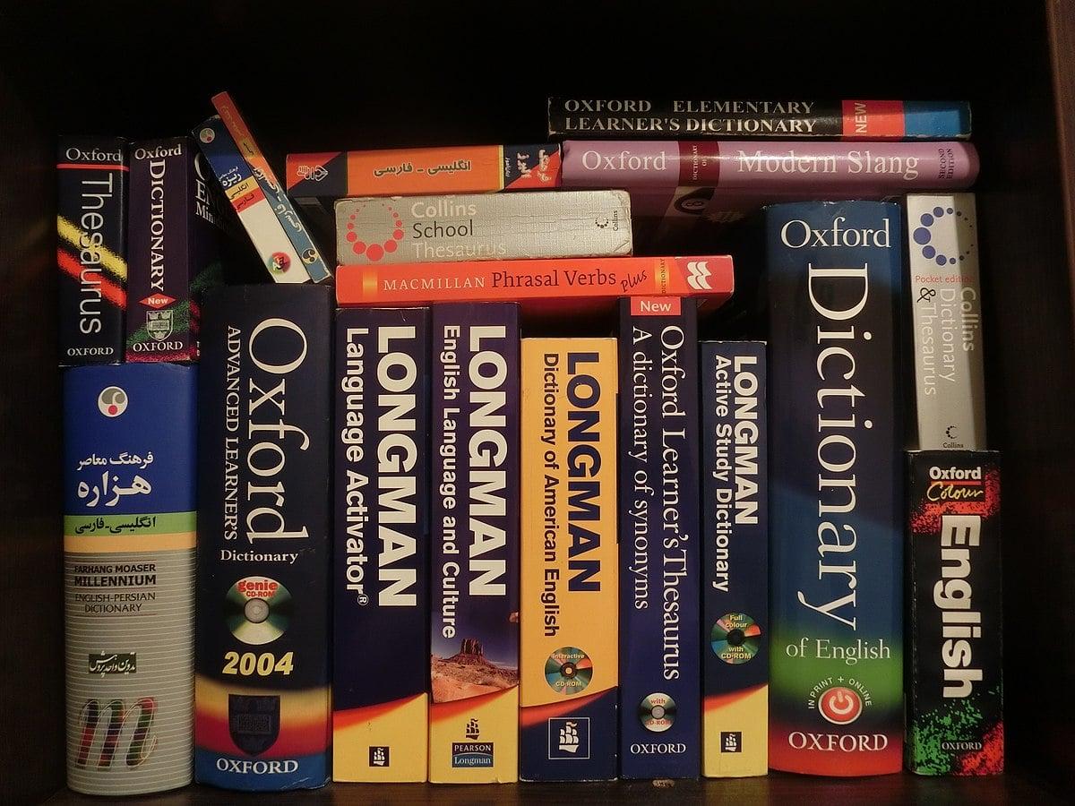تاریخچه دیکشنری در جهان