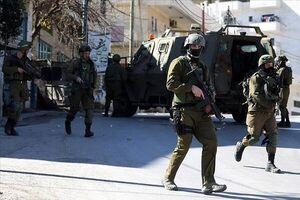 زخمی شدن دهها فلسطینی در درگیری با نظامیان صهیونیست