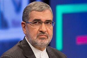 سفیر اسبق جمهوری اسلامی ایران در آفریقای جنوبی اصغر ابراهیمیاصل