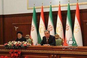 تهران و دوشنبه چه اسنادی امضا کردند؟