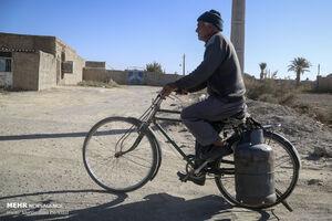 کار روستاییان «مُهر» به هیزم رسید!