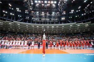 حریف والیبال ایران در فینال قهرمانی آسیا