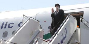 رئیسی تاجیکستان را به مقصد تهران ترک کرد