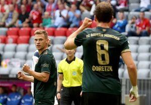 بایرن مونیخ با 7 گل بوخوم را تحقیر کرد