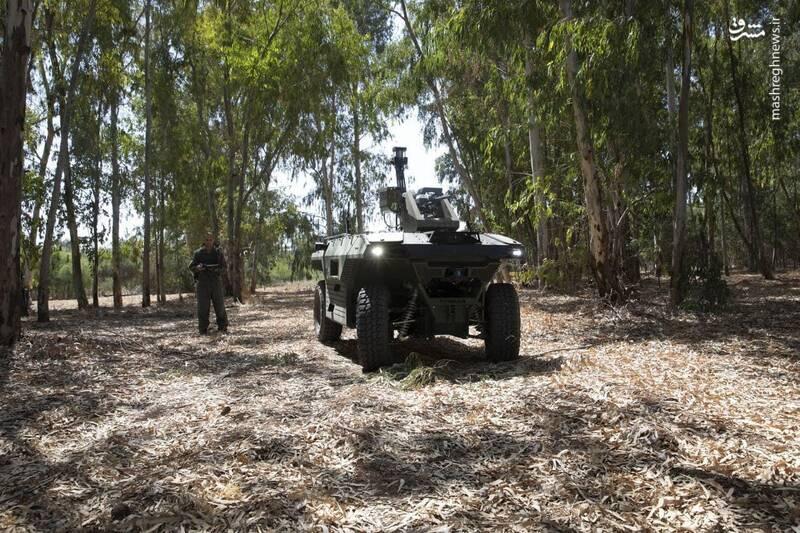 مزایا و معایب استفاده از روبات برای گشتزنی و مقابله با تهدیدات مرزی