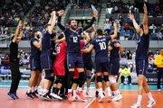 والیبال ایران با مربی ایرانی بر بام آسیا +فیلم