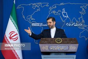 حاشیههای نشست خبری سخنگوی وزارت خارجه