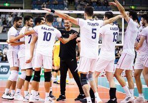والیبال ایران با مربی ایرانی بر بام آسیا