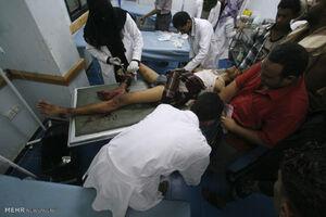 زخمی شدن ۳ غیرنظامی یمنی در حملات توپخانه ارتش سعودی