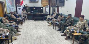 وزیر دفاع عراق بر کنترل کامل مرزهای اداری کربلا برای تامین امنیت اربعین تاکید کرد