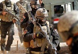 حمله ارتش عراق به مخفیگاه تروریستها در الانبار