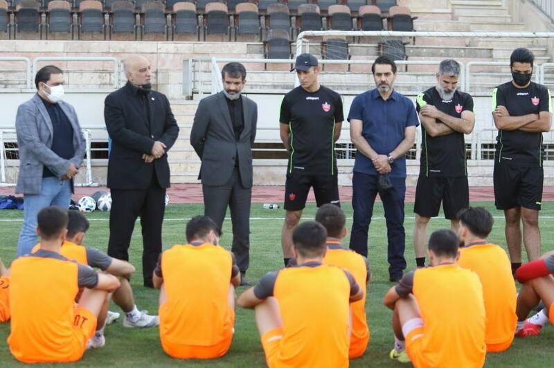 قهرمان ایران تیمی بدون مدیرعامل/ تعلل هیات مدیره پرسپولیس برای چیست؟