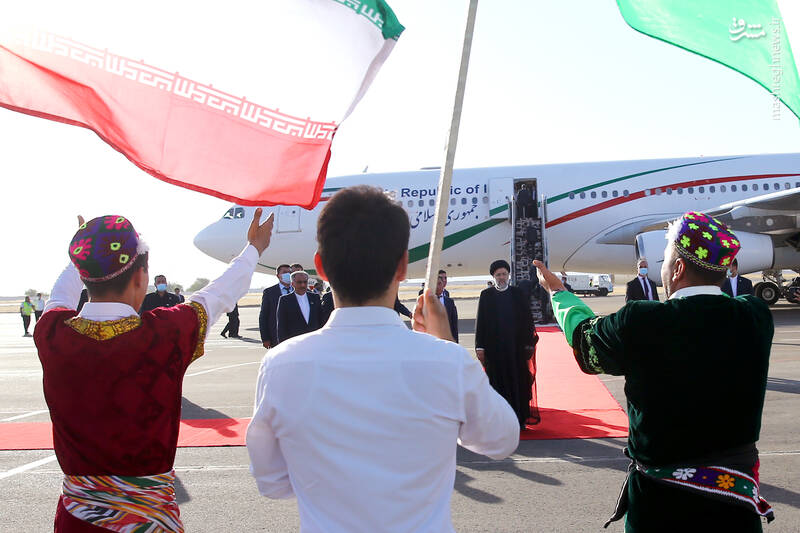 پایان سفر رئیسی و ترک تاجیکستان