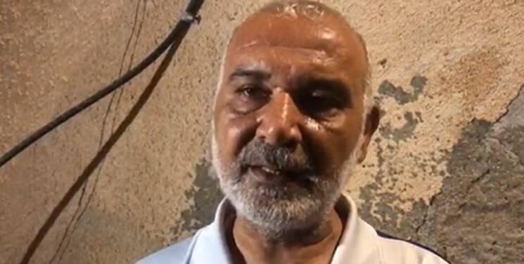 روایت پدر اسیر فلسطینی از تسلیم شدن فرزندش