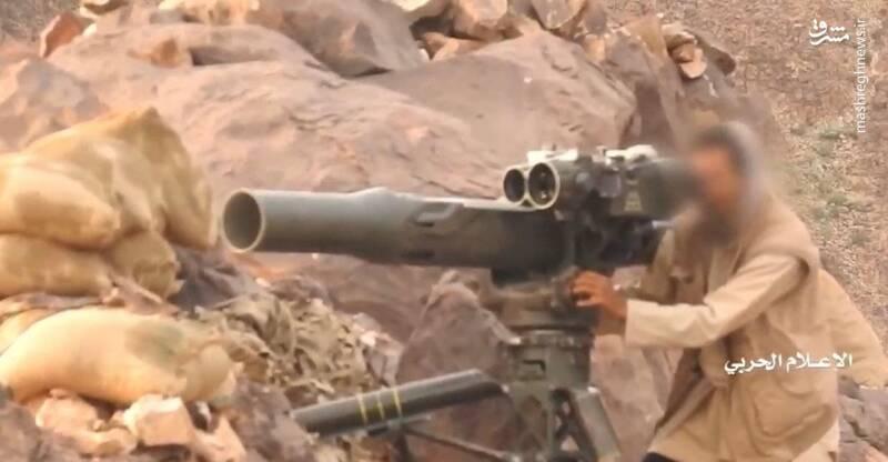 """عملیات """"شجاعت سخت"""" و گسترده ترین پیشروی در جبهه استان مارب/ موشکهای ترموباریک یمنی چه بلایی بر سر مزدوران سعودی آورد؟ +فیلم و تصاویر"""