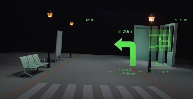 عینک هوشمند شیائومی با صفحه نمایش MicroLED +عکس