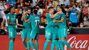 برتری دراماتیک رئال مادرید با کامبک