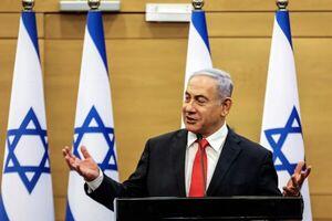نتانیاهو «چُرت» زدن بایدن را به سخره گرفت +فیلم
