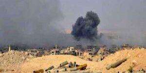 انفجار مهیب در شهر مرزی «البوکمال» سوریه