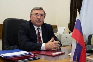 اولیانوف: مذاکرات وین باید دنباله مذاکرات ماه ژوئن باشد