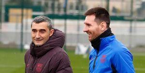 سرمربی سابق بارسلونا گزینه هدایت النصر