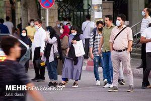 کرونا چه زمانی از ایران میرود