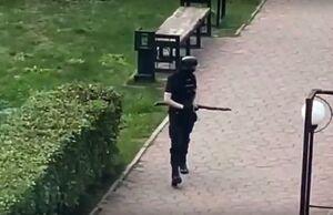 عکس/ تیراندازی مرگبار در دانشگاه پرم روسیه