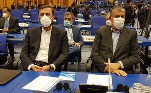 عکس/ اسلامی در نشست سالانه آژانس بینالمللی انرژی اتمی