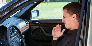 ایرادات خودرو از طریق بو کردن
