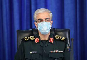 پیامهای تبریک سرلشکر باقری به ذوالقدر و فرمانده جدید نیروی هوایی ارتش