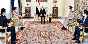 تأکید السیسی بر حمایت از راهحل سیاسی بحران یمن
