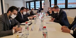 گفتوگوی سازنده اسلامی با مدیرکل اتم روس در وین