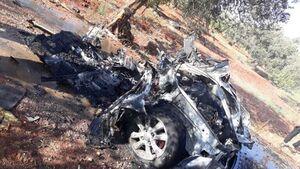 کشته شدن ۲ سرکرده«حراس الدین» در حمله پهپادی آمریکا در ادلب سوریه