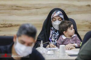 شیطنت رسانهها برای تخریب خانم خبرنگار +عکس