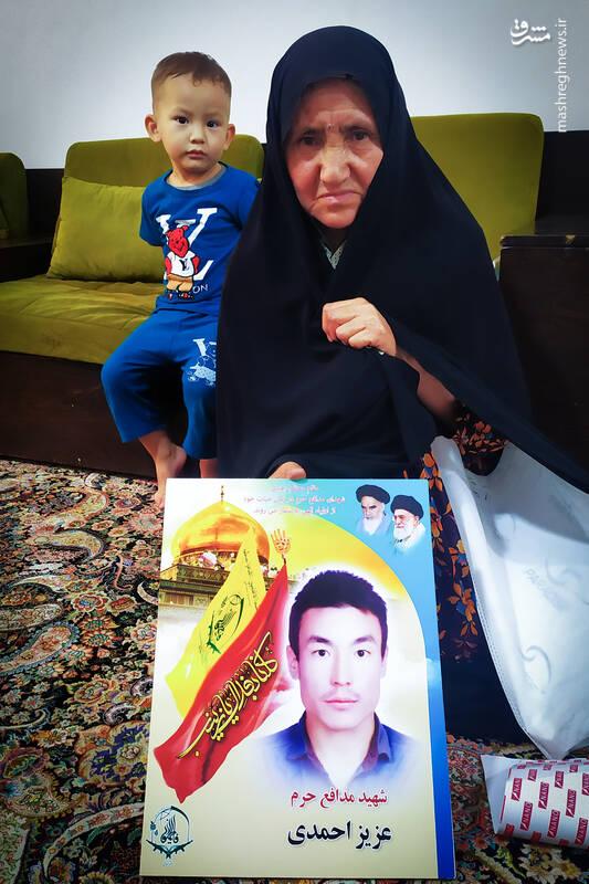 مادر شهید: صدور شناسنامه خیلی از مشکلاتمان را حل میکند