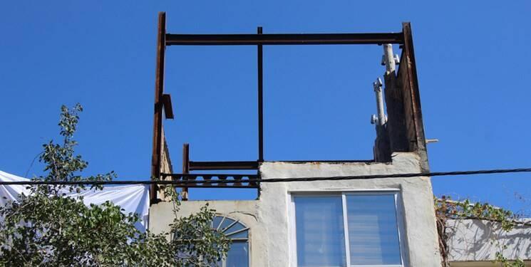 پشت بام فروشی در شهر به کجا رسید؟