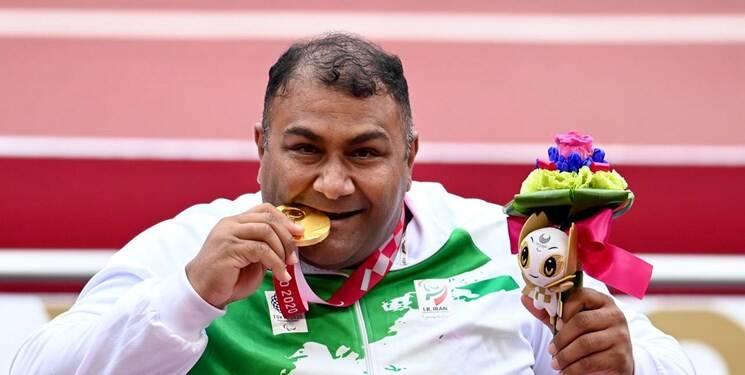 از اشراف فنی رهبری شگفت زده شدم/ با پرتاب لری طلای پارالمپیک را گرفتم!