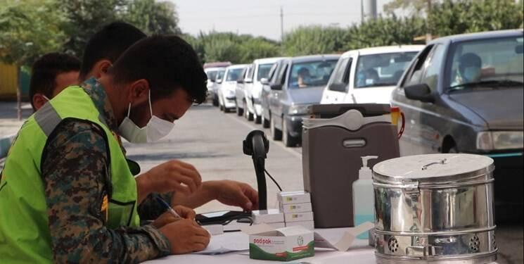 با یگان ویژه؛ از استقرار در مراکز واکسیناسیون تا آمادگی برای اعزام تیمهای سیار به مناطق صعبالعبور +عکس و فیلم