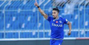 شوک جدید به الهلال/دومین ستاره سعودی بازی با پرسپولیس از دست داد