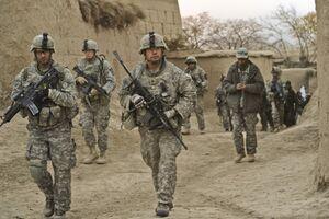 آمریکا غرب آسیا را پس از افغانستان ترک میکند؟
