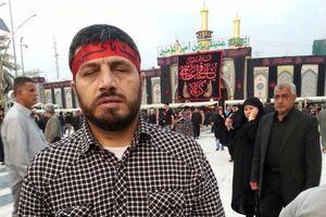 تصویر پسر خوزستانی اشک همه را در آورد